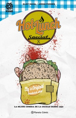 13419-HOT LUNCH SPECIAL N. 01